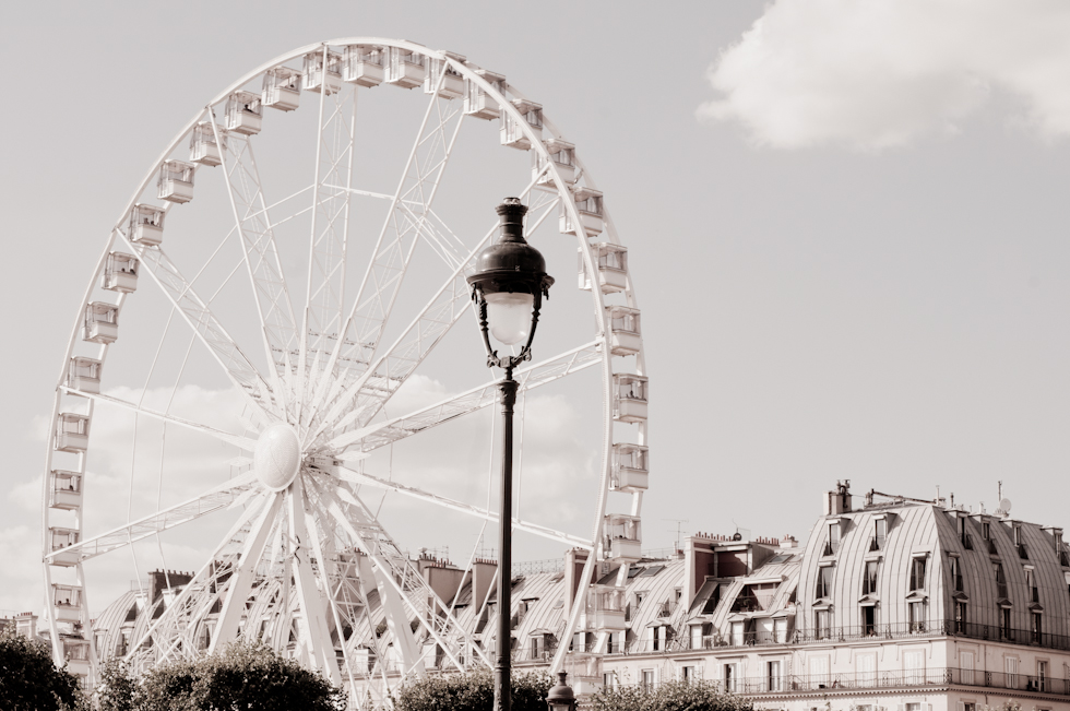 Le Grand Roue, Paris