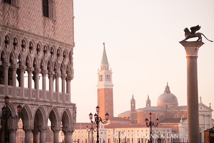 Piazza San Marco by Georgianna Lane