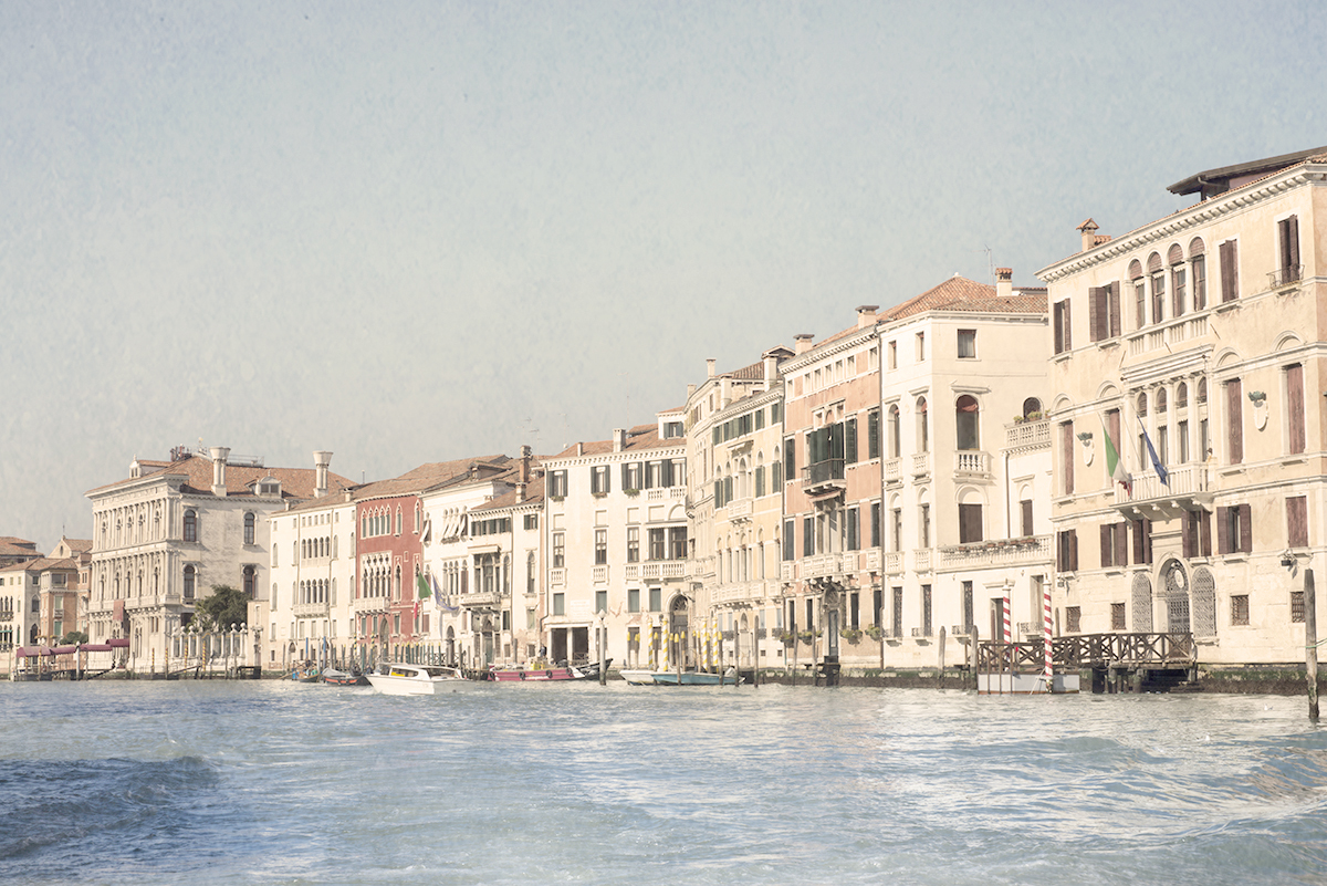 The Grand Canal, Venice, by Georgianna Lane