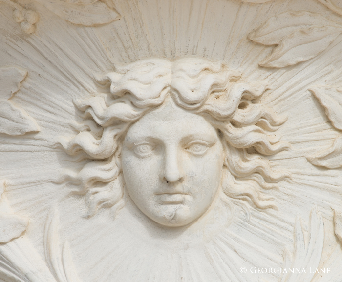 The Sun King, Versailles by Georgianna Lane