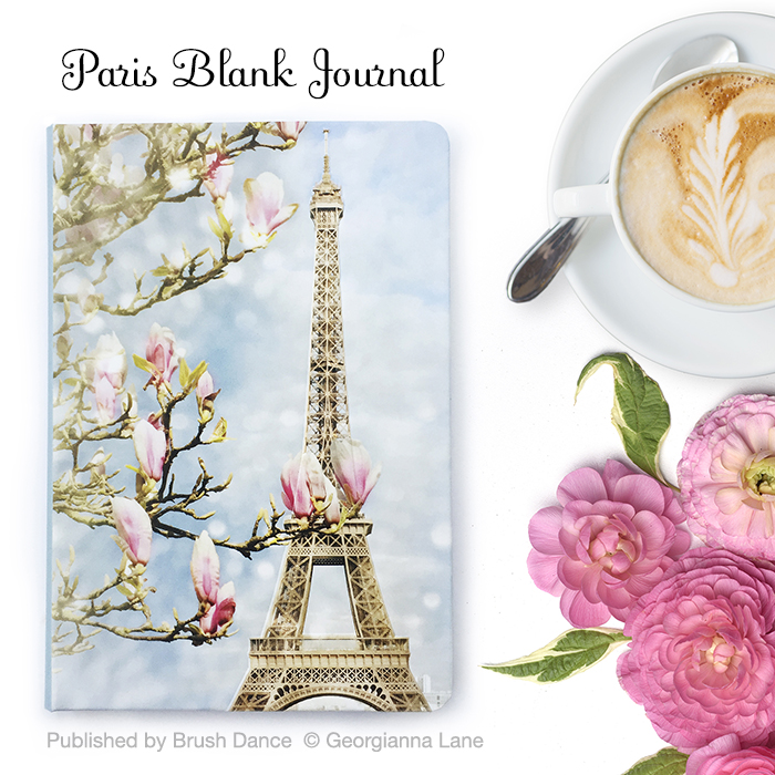 Paris Journal by Georgianna Lane