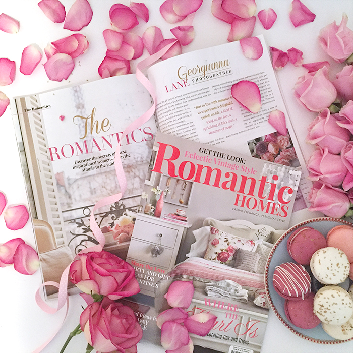Romantic Homes February 2016