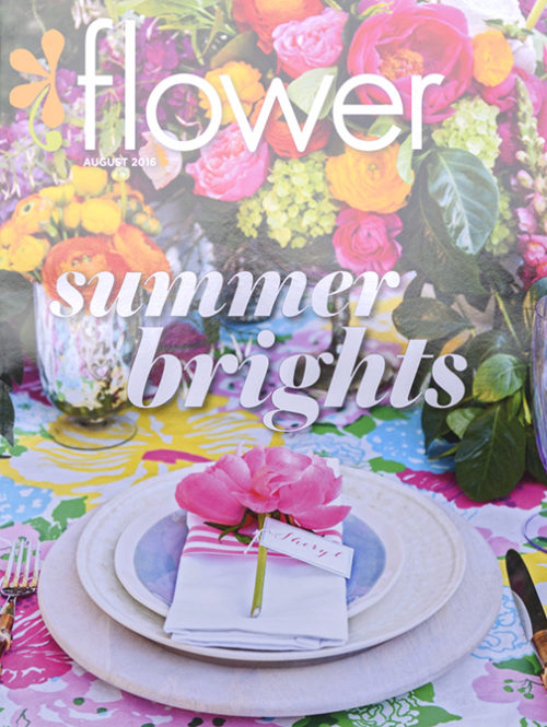 Flower Magazine July 2016