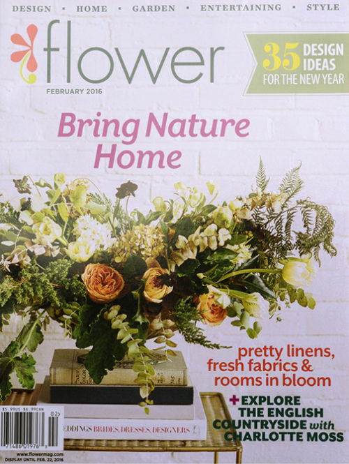 Flower Magazine March 2016