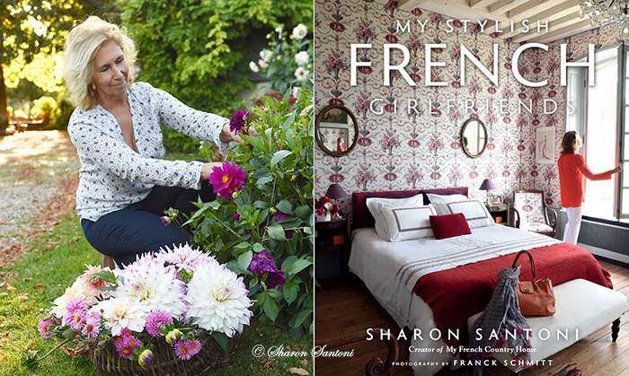 Sharon Santoni My French Country Home
