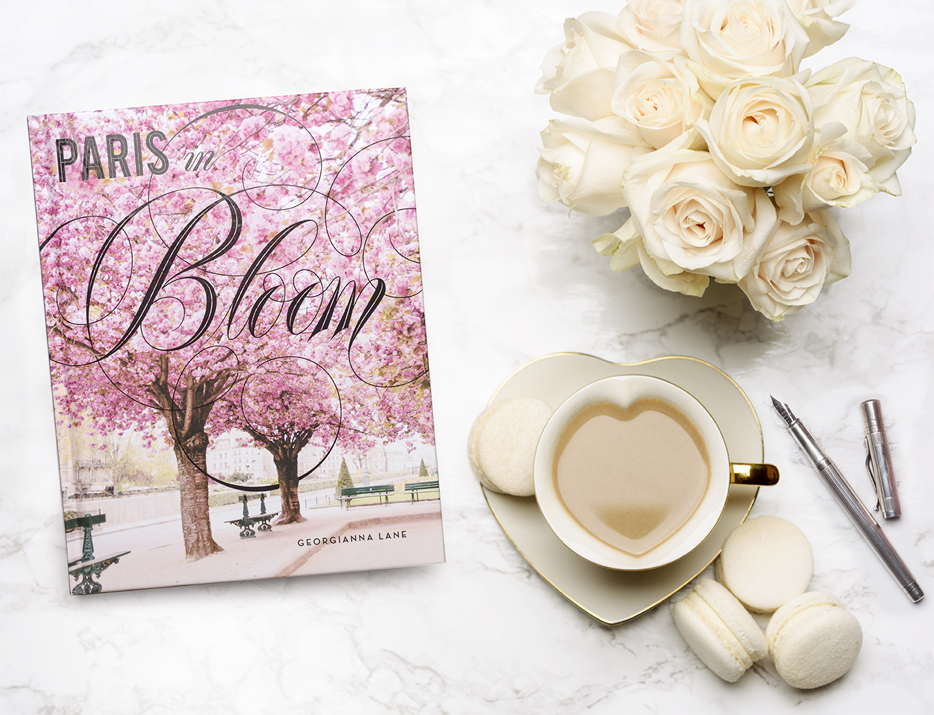 Paris in Bloom by Georgianna Lane