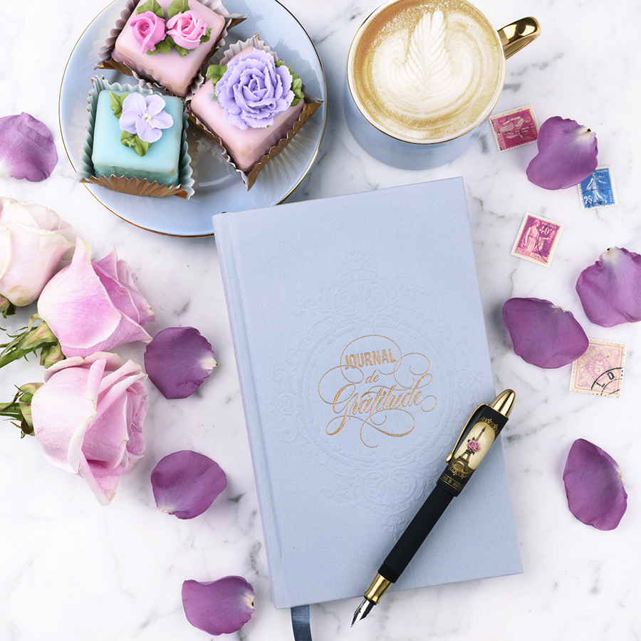 Paris in Bloom Stationery Collection by Georgianna Lane